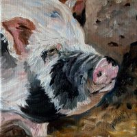 waffle-pig-painting-malowany