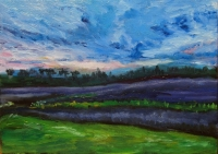 violet-sunset-painting-malowany