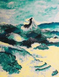 acrylic-blue