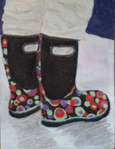 Anandi's Boots