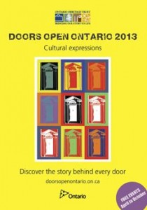 doors open logo 2013