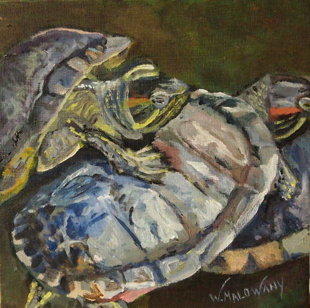 turtle-pile-painting-malowany
