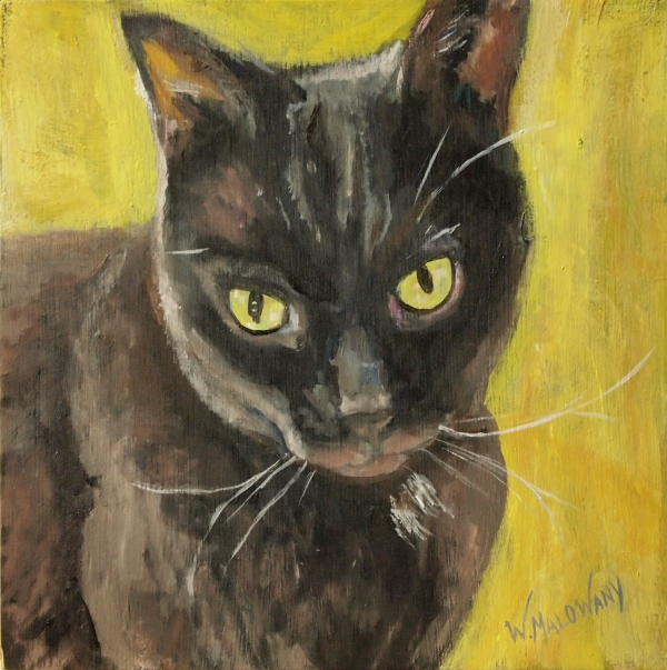 benny-cat-painting-malowany