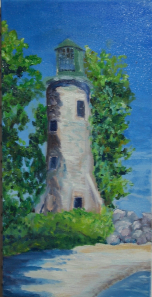 pelee-lighthouse-oil-painting-malowany