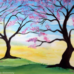 Paint Party May 30 at Debb's Cuisine on Queen