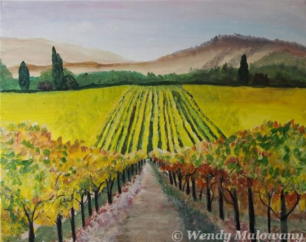 vineyard-view-paint-party-malowany