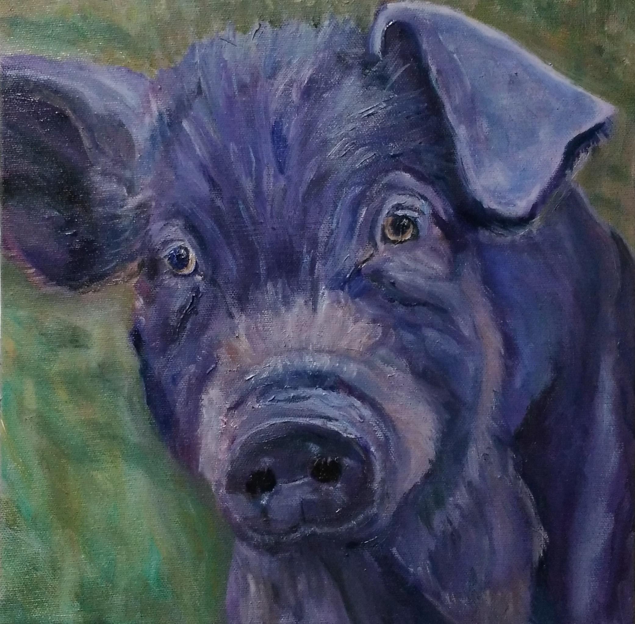 emmett-pig-painting-malowany